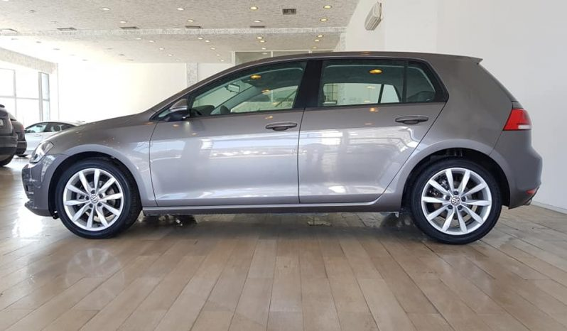 VW Golf VII 1.6 TDI Highline full