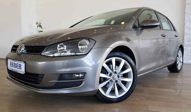 VW Golf VII 1.6 TDI Highline DSG full