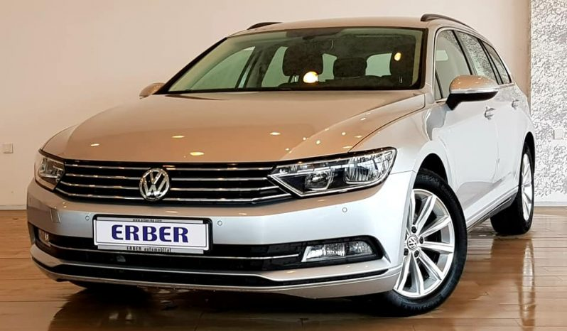 VW Passat 2.0 TDI DSG Bluemotion full